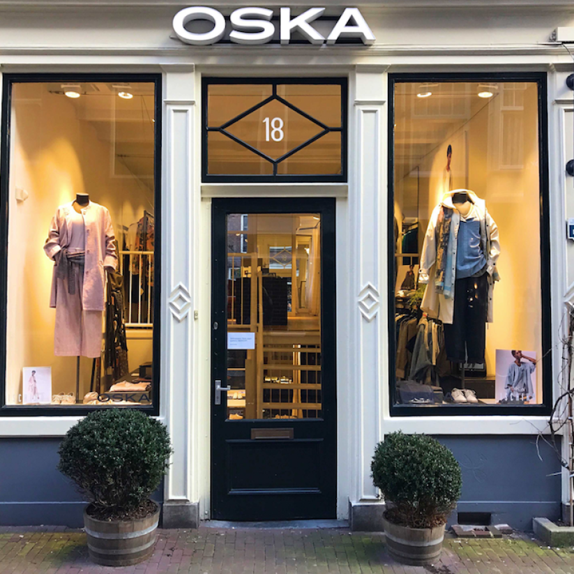 OSKA Amsterdam Prinsenstraat